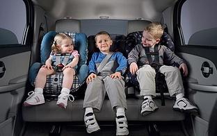 Kādu daudzbērnu ģimenes auto ieteiktu jūs?