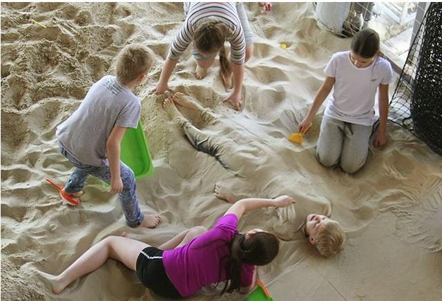 """Pavasara piedzīvojumu nometne bērniem pludmales sporta centrā """"Brazīlija"""""""