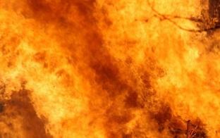 Lūdz palīdzēt ugunsgrēkā cietušai daudzbērnu ģimenei