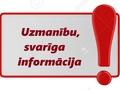 """Uzmanību - laika posmā no  26.oktobra plkst. 18:00 līdz 29.oktobra 08:00 nebūs iespējams aizpildīt iesniegumu """"3+ Ģimenes karte"""" saņemšanai!"""