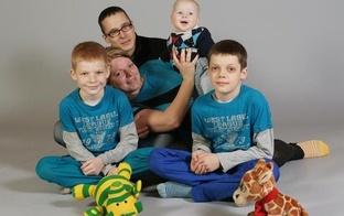 Latvijā veikts pētījums par daudzbērnu ģimenēm