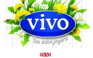 Atlaide 10% apmērā visām precēm www.vivoieraugi.lv un www.saldasdavanas.lv