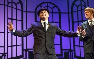 """Nacionālajā teātrī 14. februārī izrādei """"Divu kungu kalps. Anno 1963"""" 30% atlaide!"""