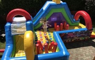 Padariet savus svētkus jautrākus ar atrakcijām no www.udensbumbas.lv
