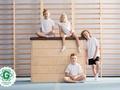 Biežākās muguras problēmas bērniem. No asimetrijas līdz skoliozei