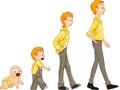 Bērni izaug