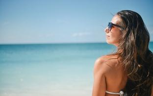Vesela un pasargāta āda saules sezonā