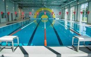 Krāslavas peldbaseins iesaistās programmā