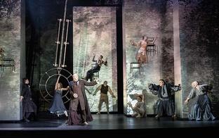 Latvijas Nacionālā teātra piedāvājums septembrim un oktobrim