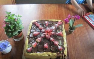Mana dzimšanas dienas torte