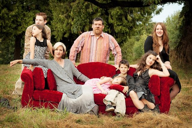 Daudzbērnu ģimeņu sociāldemogrāfiskais portrets