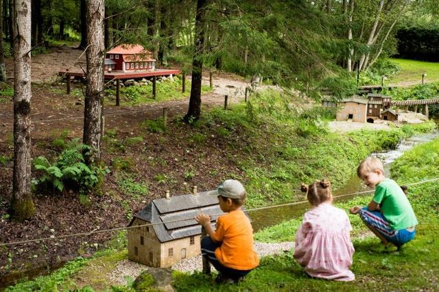 Vienkoču parks aicina ciemos un piedāvā atlaidi