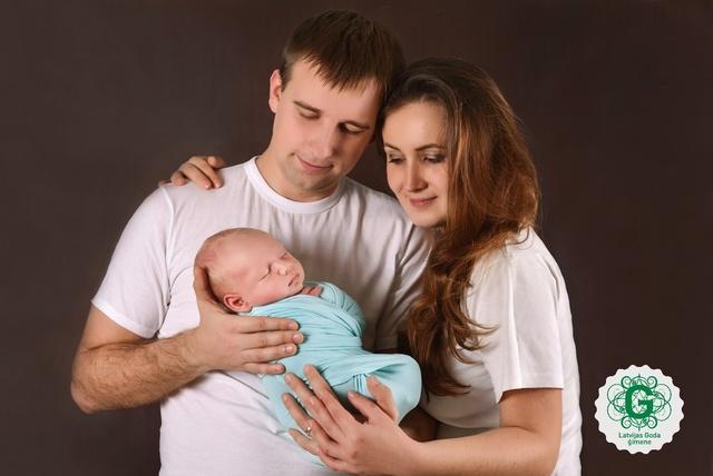 No šodienas jaundzimušo pabalsts Jūrmalā – 500 eiro