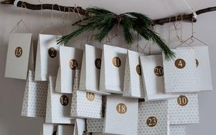 Adventes kalendārs: gatavojiet kopā ar bērniem un baudiet Ziemassvētku gaidīšanas laiku ģimenes lokā