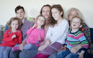 INTERVIJA: Ģimene, no kuras mēs katrs varētu kaut ko pamācīties!