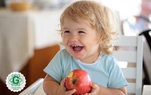 Iespēja apmeklēt bezmaksas lekcijas par veselīgu uzturu bērniem