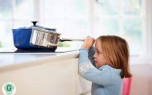 Galvenais traumu iemesls bērniem - nedroša vide mājās un nepietiekama bērnu uzraudzība