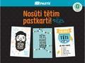 Latvijas Pasts un Mammamuntetiem.lv arī šogad aicina apsveikt tētus ar īpaša dizaina bezmaksas pastkartēm