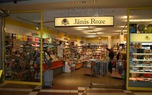 15% atlaide kancelejas preču iegādei visās J.Rozes grāmatnīcās