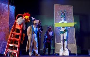 """Dāvinām biļetes uz Latvijas Leļļu teātra izrādi """"Brēmenes muzikanti"""", 16.maijā!"""