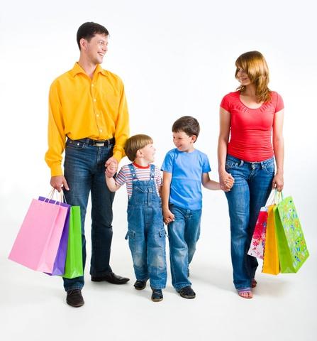 Kādi ir tavas daudzbērnu ģimenes iepirkšanās paradumi?