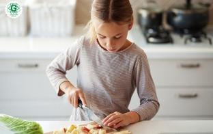 Mājas darbi un prasmes dažāda vecuma bērniem un pusaudžiem. Vai tavs to var?