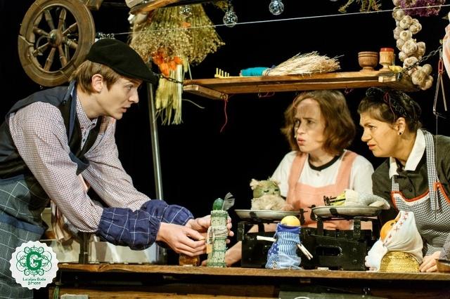 """Spīķeros viesosies Latvijas Leļļu teātris ar izrādi bērniem """"Tuntuļu Jurītis"""""""