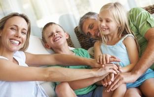 Esošais un nepieciešamais atbalsts daudzbērnu ģimeņu skatījumā