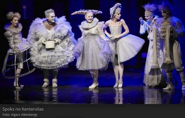 Piedāvājums no M.Čehova Rīgas Krievu teātra