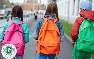 Izmērs, svars un pareiza nēsāšana – kas jāņem vērā, izvēloties skolēna mugursomu