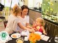 Vai jaunās māmiņas zina, kā ēst veselīgi?