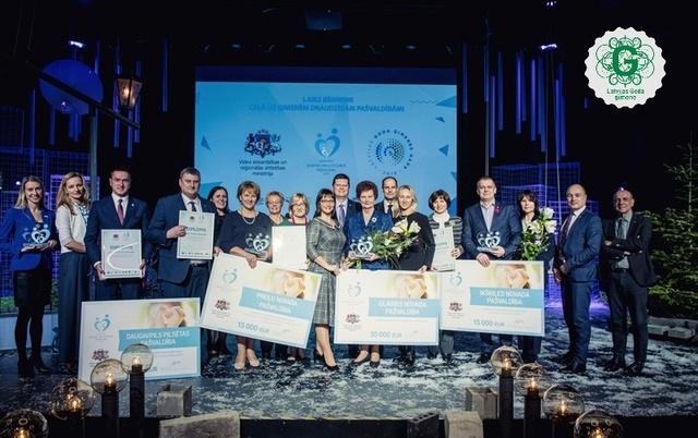 Šogad par ģimenēm draudzīgāko pašvaldību Latvijā atzīts Olaines novads
