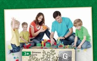JAUNAIS E-buklets ir klāt! Uzzini, kur var izmantot Ģimenes karti 3+!
