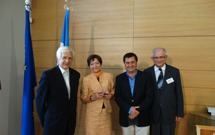 Portāls godagimene.lv saņem Eiropas daudzbērnu ģimeņu konfederācijas piešķirto balvu kategorijā Medijs