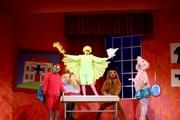 """LNOB piedāvā apmeklēt izrādi """"Putnu opera"""" 16.10. plkst.18.00 ar 50% atlaidi 3+ Ģimenes karšu īpašniekiem!"""