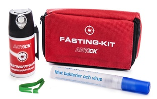 ANTICK - drošības komplekts ērces izvilkšanai