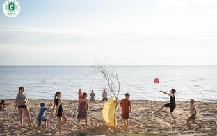 Septiņas oriģinālas spēles vasarīgai ģimenes atpūtai