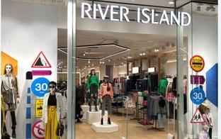 Arī RIVER ISLAND apģērbu un aksesuāru veikali iesaistās programmā