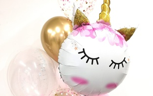 Svētki ir krāšņāki ar Mister Balloon!