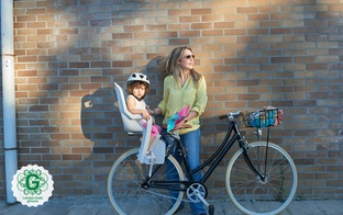 Piedalies konkursā un laimē bērnu velosēdeklīti
