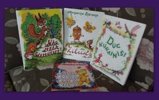 KONKURSS: Parādi sava bērna mīļāko grāmatu komentāros ŠODIEN un laimē!