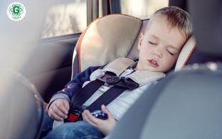 Aptauja: Teju katrs trešais autovadītājs ir pārvadājis nepiesprādzētu bērnu, katrs otrais – bez bērnu sēdeklīša