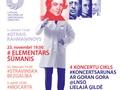 Lielā Ģilde Koncertsarunas ar Goran Gora. Elementārs Šūmanis. 23.11.2017.  plkst. 19.00