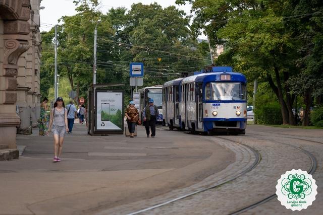 31. decembrī un 1. janvārī sabiedrisko transportu varēs izmantot bez maksas