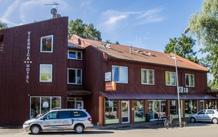 Ar 3+ ģimenes karti atlaides viesnīcā Alba un kafejnīcā Gliemežnīca Jūrmalā!
