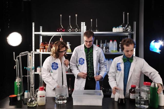 Esam priecīgi ziņot, ka arī Laboratorium zinātniskais teātris ir mūsu atbalstītāju pulkā