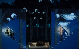 Piedāvājums no Latvijas Nacionālās operas un baleta