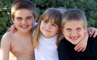 Rūpju bērns daudzbērnu ģimenē