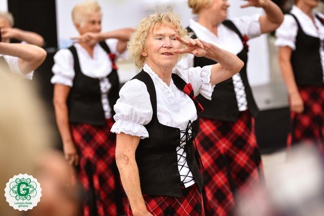 """Otro gadu notiks īpaši senioriem paredzēts festivāls """"Zelta ritmi"""""""