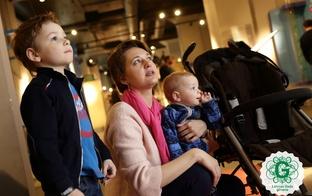 Brīvdienu kultūras pasākumu izlase ģimenēm ar bērniem